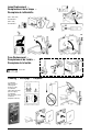 3M 1608 Projector Manual, Page 10