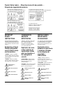 3M 1608 Projector Manual, Page 2
