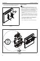 Page #8 of CHIEF SunBriteTV SB-WM46NA Manual
