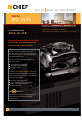 Preview Page 1 | CHIEF RPA4000 Camera Accessories Manual