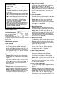 Citizen CTZ-D6758 | Page 5 Preview