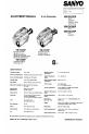 VM-EX220P Manual, Page 1