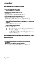 Samsung SNF-8010VM Operation & user's manual, Page 10