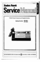Radio Shack TRS-80 26-3501 Service manual, Page 1