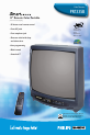 Philips PR1335B   Page 1 Preview