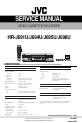 Page 1 Preview of JVC HR-J691U Service manual