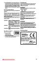 Page #4 of Integra DBS-30.3 Manual