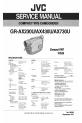 JVC GR-AX230U   Page 1 Preview