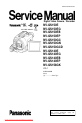Page 1 Preview of Panasonic NV-GS150EG Service manual