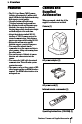 Page #3 of Sony SRG120DH Manual