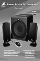 Acoustic Authority A-3640 | Page 1 Preview