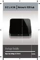 Belkin F5L009UK Manual, Page #1