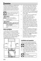 Beko BD 531 A Double Cavity, Page 10