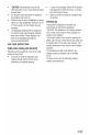 Beko BD 531 A Double Cavity Operation & user's manual, Page 9
