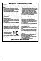 Jenn-Air 720-0720   Page 4 Preview