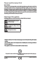 Page 2 Preview of Beko MGF 28310 X Operation & user's manual