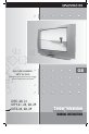 Preview Page 2 | Daewoo DTL-2950 TV Manual