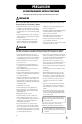 Yamaha Portatone PSR-175 | Page 3 Preview