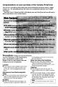 Yamaha PSR-150 Manual, Page #2