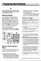 Preview Page 4   Yamaha PSR-150 Electronic Keyboard Manual