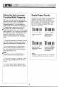 Yamaha PSR-150 Manual, Page #7