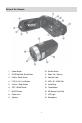 Vivitar DVR 790HD Manual, Page #4