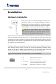 Page 8 Preview of Vivotek IP3132 Operation & user's manual