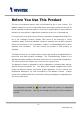 Page #3 of Vivotek IP3135 Manual