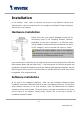 Vivotek IP3135 Digital Camera Manual, Page 7