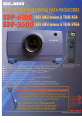 Elmo EDP-3600 Projector Manual, Page 1