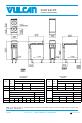 Vulcan-Hart E12FP Cooktop Manual, Page 2
