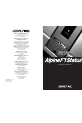 Preview Page 1 | Alpine F1 Status PXI-H990 Car Stereo System, Computer Hardware Manual