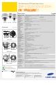 Preview Page 2 | Samsung iPOLiS SNP-3120 Digital Camera, Security Camera Manual