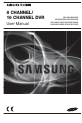 Samsung SRD-830D | Page 1 Preview