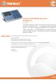 TRENDnet TVP-SP2 - VoIP USB Speakerphone Phone | Page 1 Preview