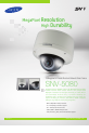 Samsung SNV-5080N | Page 1 Preview
