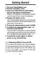 Franklin CWM-206 PDA Manual, Page 4