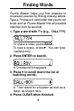 Preview Page 5   Franklin CWM-206 PDA Manual