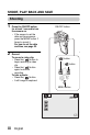 Page 4 Preview of Sanyo VPC-CG10BK Instruction manual
