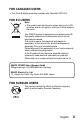 Sanyo VPC-HD1010GX Camcorder, Digital Camera Manual, Page 3
