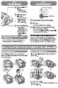 Preview Page 2 | Sanyo VPC WH1 - Xacti Camcorder - 720p Camcorder, Digital Camera Manual