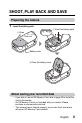 Page 3 Preview of Sanyo VPC-GH4 - Full HD 1080 Video Instruction manual