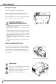Sanyo PLC-XTC50AL Manual, Page #8