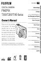 FujiFilm FinePix T190, Page 1