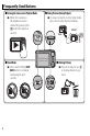 FujiFilm FinePix T190 Manual, Page 10