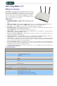 Abocom Wireless Router FSM612 Network Router Manual