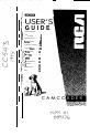 RCA CC543 Camcorder