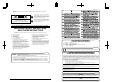 Roland Fantom XR Owner's manual, Page 2