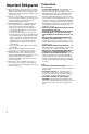 Panasonic AG-EZ50 Manual, Page 4