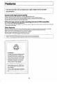 Page 3 Preview of Panasonic AGDP800 - CAMERA/RECORDER3CCD Operating instructions manual